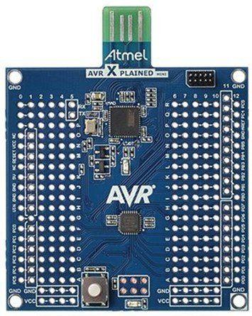 ATmega328P Xplained Mini User Guide USER GUIDE