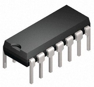 CD74HC27E from TEXAS INSTRUMENTS