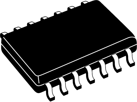 CD74HC4002M96 from TEXAS INSTRUMENTS