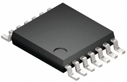 CD74HC4066PWR from TEXAS INSTRUMENTS