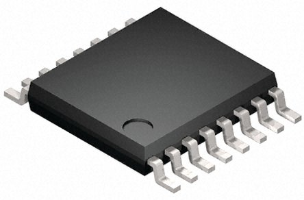 CD74HC4316PWR from TEXAS INSTRUMENTS