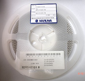Image of Part Number CNF41R102S-TM manufactured by CONSULT SALES OFFICE.